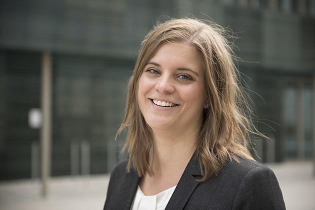 Portrait von Martina Koch, Wissensmanagerin